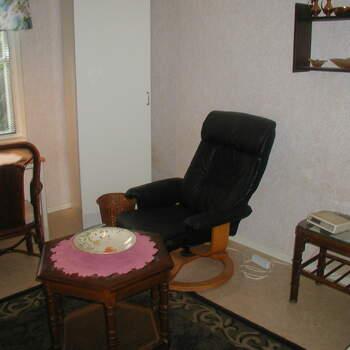 1 rum lägenhet i Dalby