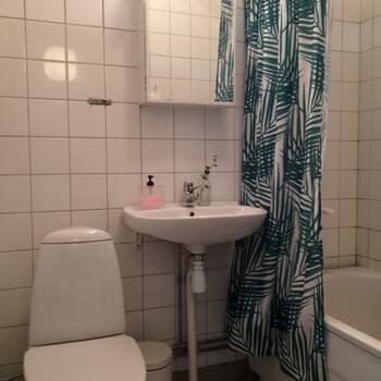 1 rum lägenhet i Årsta
