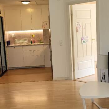 4 rum lejlighed i Huddinge