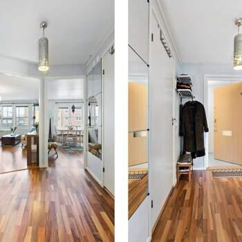 1 rum lejlighed i Sollentuna