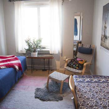 1 rum lägenhet i Bromma