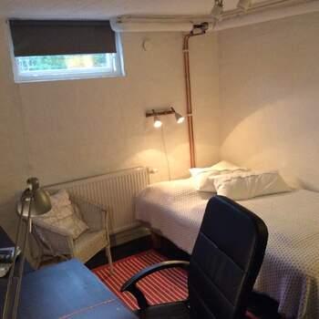 1 rum lejlighed i Åhus