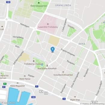 2 rum lejlighed i Trelleborg