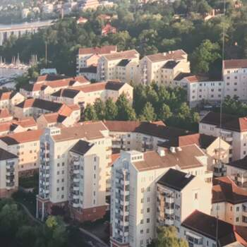 3 rum lägenhet i Bromma