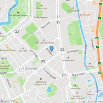 5 rum lägenhet i Göteborg