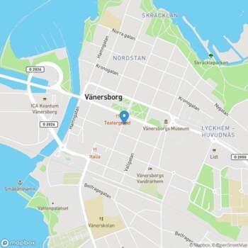 2 rum lejlighed i Vänersborg