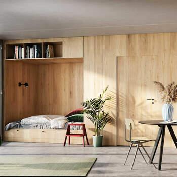 1 værelses lejlighed i Esbjerg