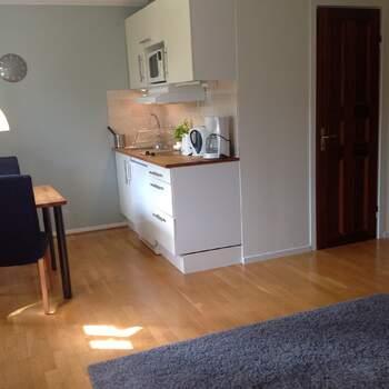 1 rum lejlighed i Stocksund