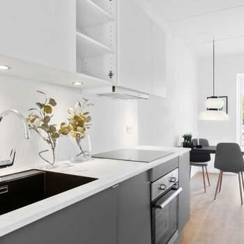 2 værelses lejlighed i Århus V