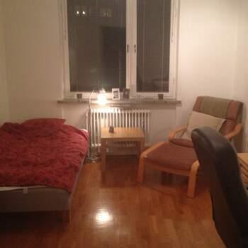1 rum lägenhet i Kristianstad