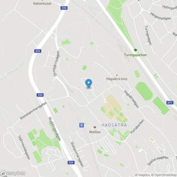 2 rum lägenhet i Bandhagen