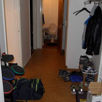 2 rum lägenhet i Halmstad